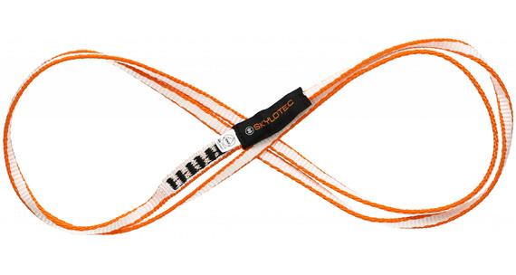 Skylotec Dyneema Sling 8.0 16mm 80cm white/orange